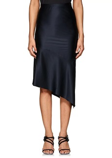 Narciso Rodriguez Women's Silk Charmeuse Evening Skirt