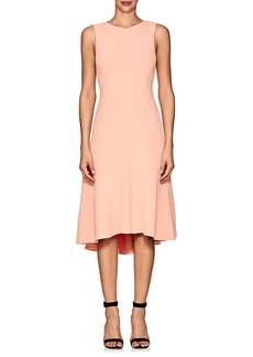 Narciso Rodriguez Women's Sleeveless Flounce-Hem Dress