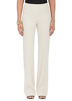 Narciso Rodriguez Women's Wool Gabardine Trousers