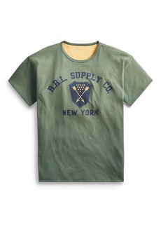Ralph Lauren Reversible Cotton T-Shirt