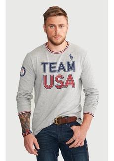 Narciso Rodriguez Team USA Cotton T-Shirt