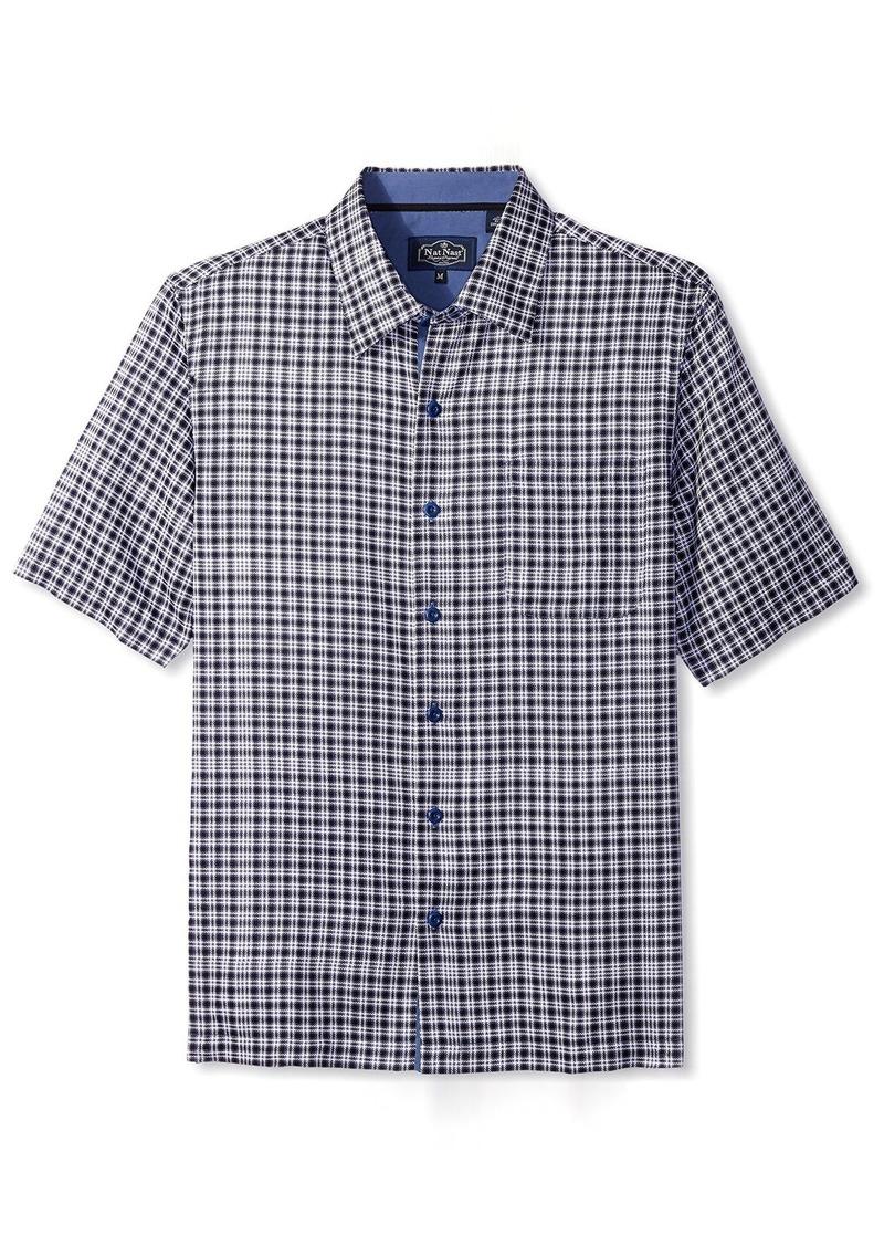 Nat Nast Men's Montecristo Short Sleeve Shirt  XL