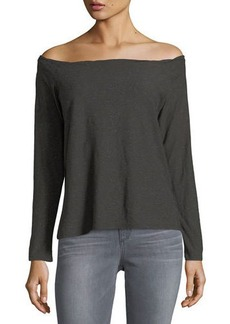 Nation Ltd. Nation LTD Chelsea Off-The-Shoulder Tee