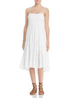 Nation Ltd. Nation LTD Gianna Tiered Midi Dress