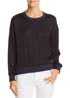 Nation Ltd. Nation LTD Shay Drop-Shoulder Sweatshirt