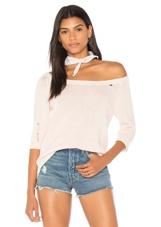Nation Ltd. Nolita Off the Shoulder Sweater