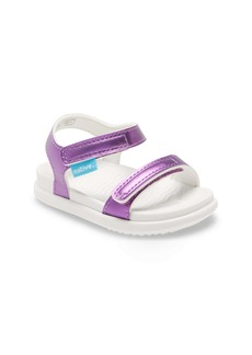 Native Shoes Charley Metallic Water Friendly Sandal (Baby, Walker, Toddler & Little Kid)