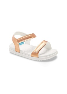 Native Shoes Charley Metallic Water Friendly Sandal (Baby, Walker, Toddler & Little Kid)