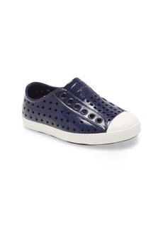 Native Shoes Jefferson Glossy Slip-On Sneaker (Baby, Walker, Toddler & Little Kid)