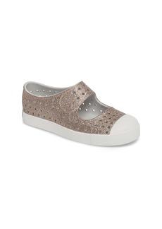 Native Shoes Juniper Bling Glitter Perforated Mary Jane (Baby, Walker, Toddler & Little Kid)