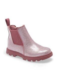 Native Shoes Kensington Treklite Glitter Chelsea Boot (Walker, Toddler & Little Kid)
