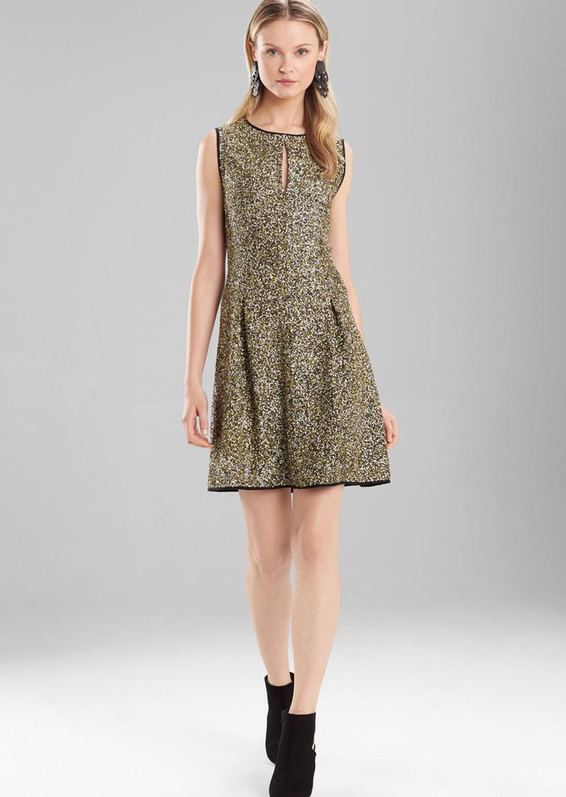 Natori All Over Sequins Dress