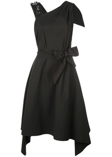 Natori belted dress