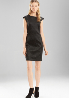 Black Chintz Dress
