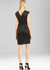 Natori Black Chintz Dress