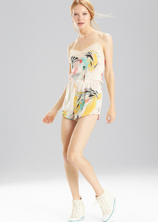 Natori Brush Notes Romper