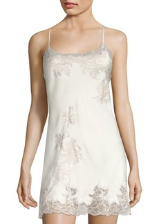 Natori Chantilly Floral Lace Chemise