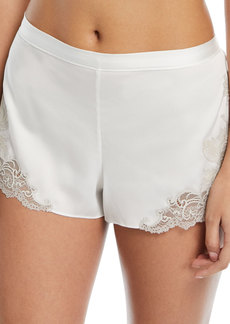Natori Chantilly Satin Lounge Shorts
