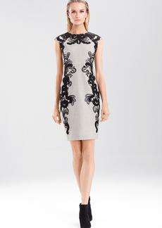 Cool Wool Sleeveless Dress