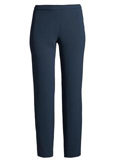 Natori Cropped Crepe Pants