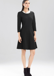 Double Knit Jersey Dress