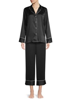 Natori Feathers Essential Pajama Set