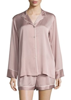 Natori Feathers Skin Pajama Set