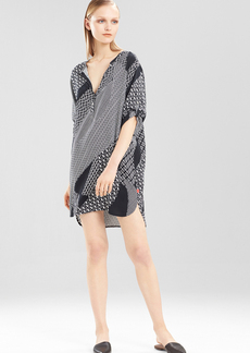 Geo Waves Sleepshirt