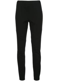Natori high-rise paneled leggings