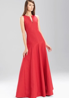Natori Italian Texture Sleeveless Dress