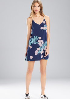 Josie Blissful Blooms Chemise Midnight/Blue