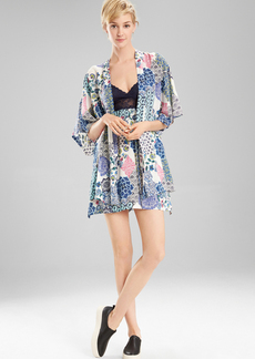Josie Challis Happi Coat Blue Multi
