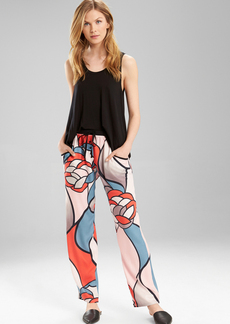 Josie Deco Glass Kangaroo Pants