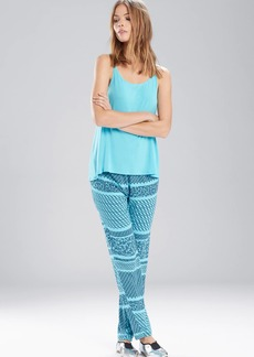 Josie Mesmerized Tank PJ Set Blue Glow
