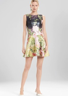 Josie Natori Birds Of Paradise Dress