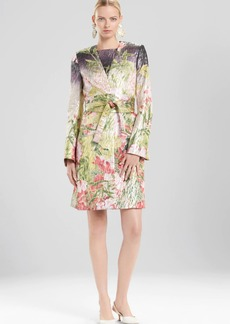 Josie Natori Birds Of Paradise Jacket