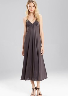 Josie Natori Glam Knit Swing Gown