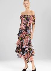 Josie Natori Hokkaido Blossom Dress