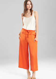 Josie Natori Key Cropped Pants