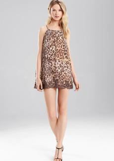 Josie Natori Shadow Leopard Chemise
