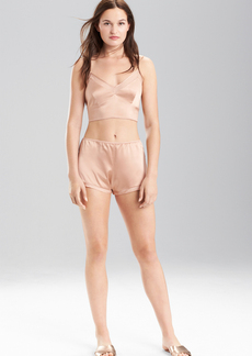 Josie Natori Stretch Silk Charmeuse Panty