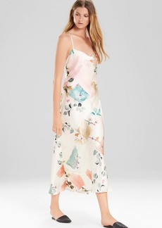 Josie Natori Watercolor Gown