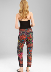Natori Josie Quilted Mojave Track Pants