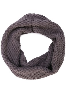 Natori knitted snood scarf