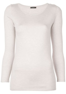 Natori knitted top