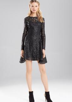 Lacquer Lace Dress