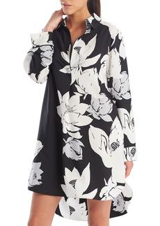 Natori Lotus Charmeuse Sleepshirt