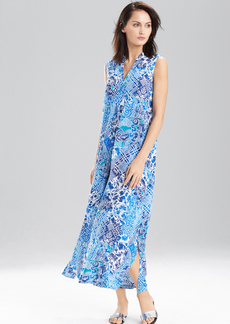 Mosaic Meadow Gown