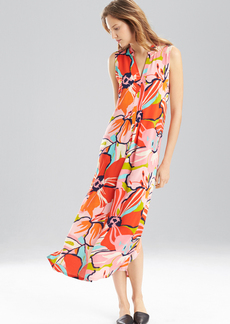 Mystic Floral Gown