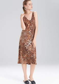 N Natori Animal Mirage Gown
